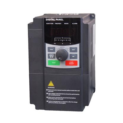 0.75 kW Solar Pump Inverter, DC/AC Input to 3ph AC Output