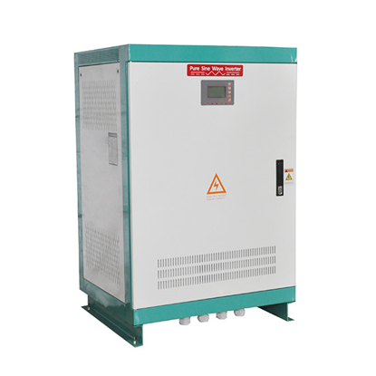 200kW Pure Sine Wave Off Grid Solar Inverter
