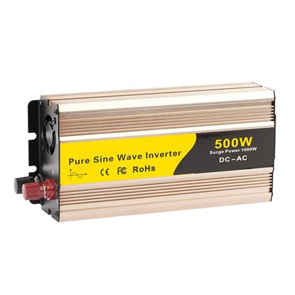 24V 500 Watt Pure Sine Wave Inverter
